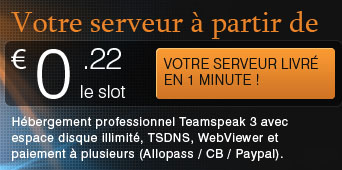 location teamspeak rapide